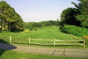 Cape Neddick Golf course in Southern Maine