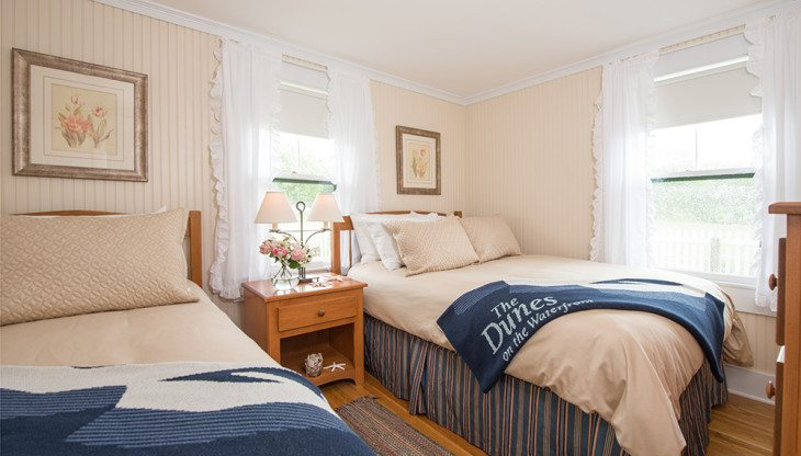Dunes on the Waterfront double beds
