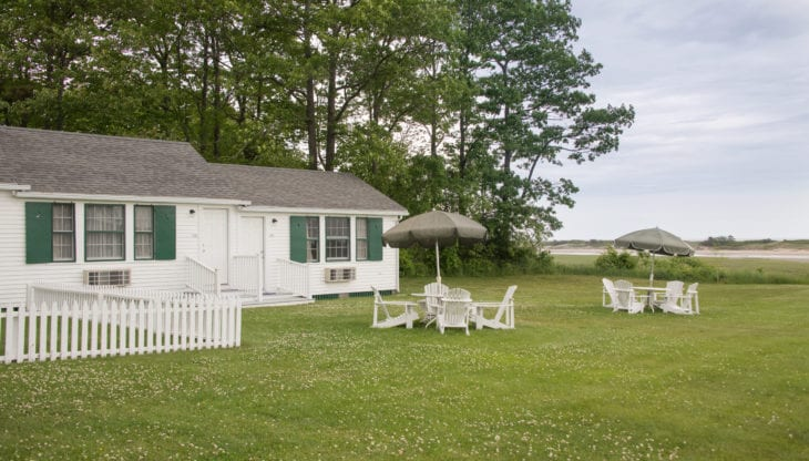 Waterfront Cottage at the Dunes